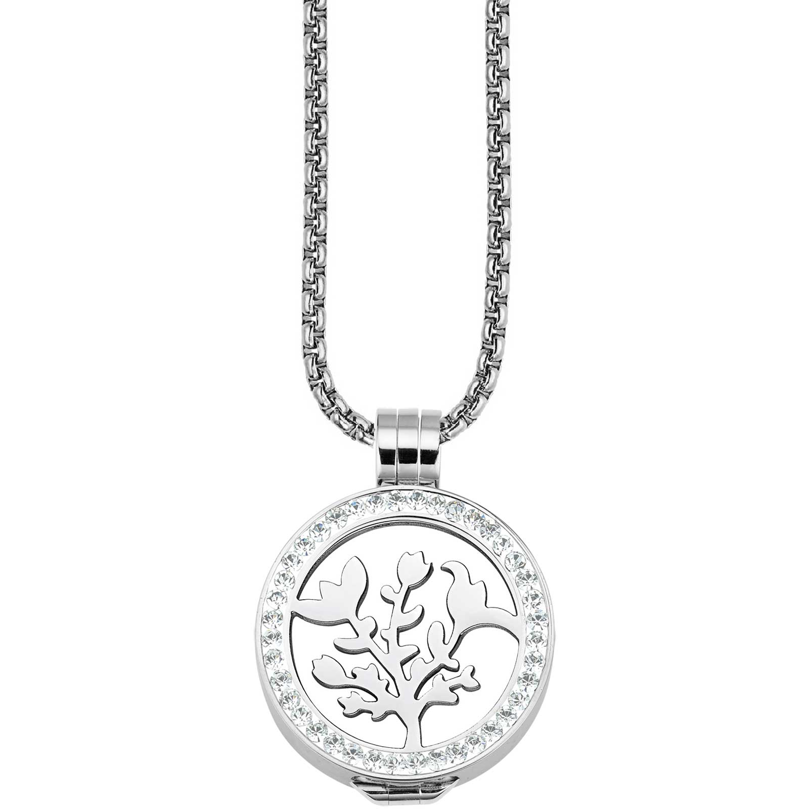 CS004_Coin-Fassung_mit_Coin_CS171_CS172_Coin_Blume_Kette