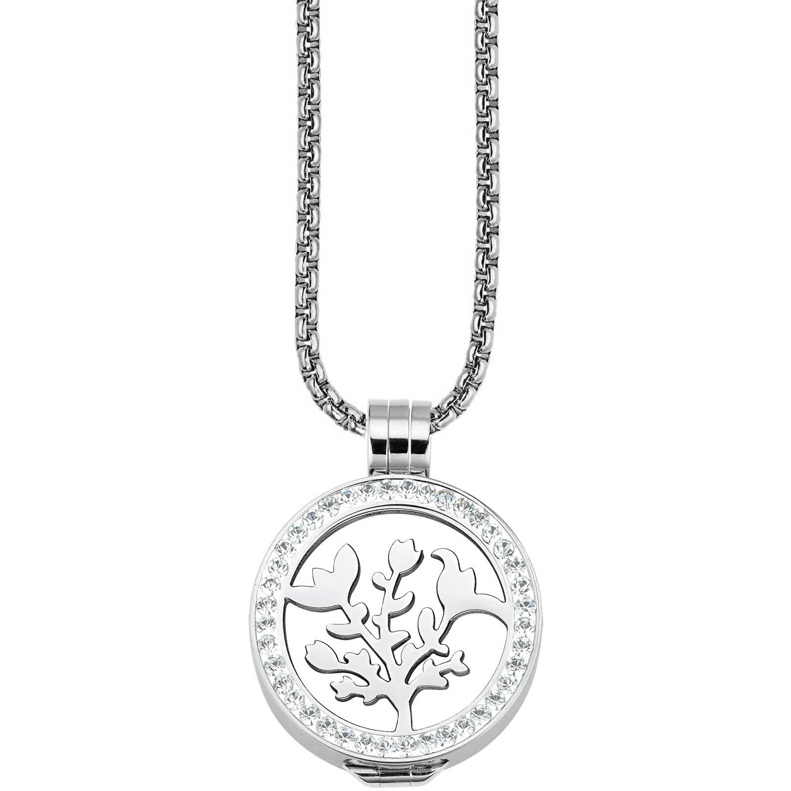 CS004_Coin-Fassung_mit_Coin_CS171_CS172_Coin_Blume_Kette