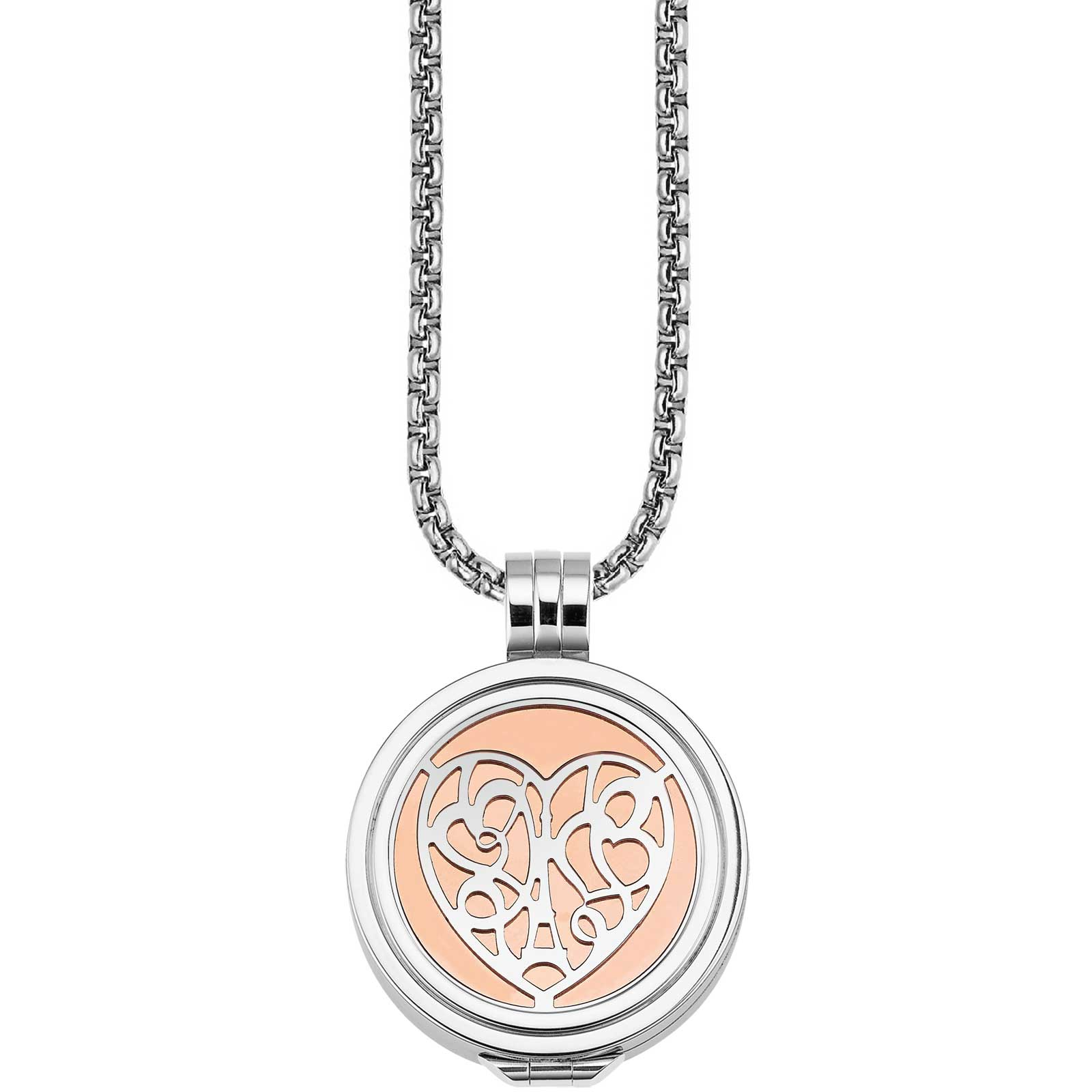 CS008_Coin-Fassung_CS249_CS250_Coin_rose_mit_Kette_1