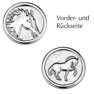 CS103 CS104 CEM Coin Element Pferd beidseitig