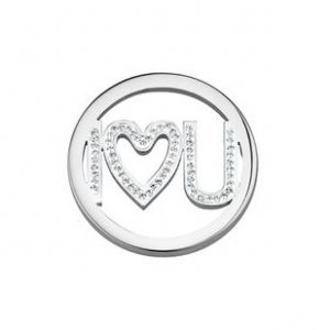 "CS132 CEM Coin Element ""I love you"""