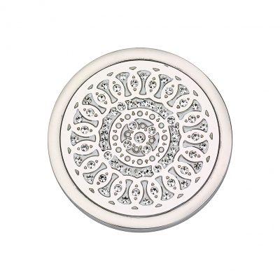 CEM CS295 CS296 Coin-Element mit Kreisen und Kristallen