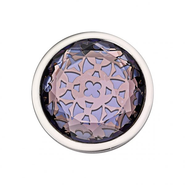 CEM Coin Element CS299 CS300 Kristall lila