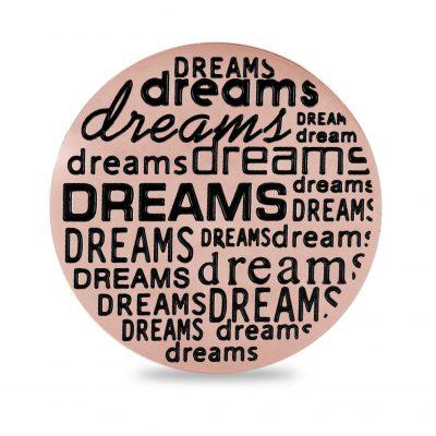 Lockit Edelstahlanhänger L0609 Dream