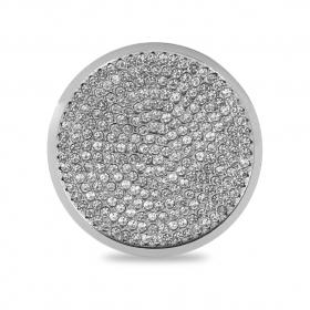 Lockit Element Kristalle Edelstahl L1729